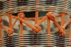 Basket Close Up Royalty Free Stock Photo