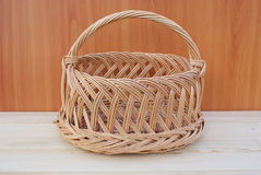 Basket easter. Stock Photography