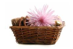 basket elements spa στοκ φωτογραφία