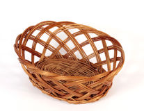 The Basket Royalty Free Stock Image