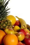 Basket full of fruits Royalty Free Stock Photo