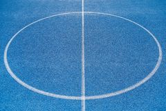 basket gummi domstol Del av linjer arkivfoton