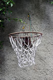 Basket hoop Royalty Free Stock Photography