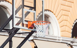 Basket hoop Royalty Free Stock Photos