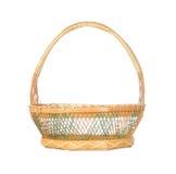 Basket isolated on white Stock Images