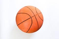 basket isolerade Arkivbilder