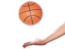 basket l5At spelrum s Royaltyfri Foto