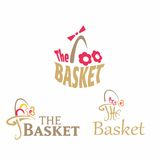 Basket Logo Stock Photo