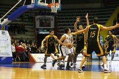Basket napoli Stock Photo
