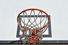 Basket net Stock Photos