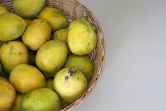 Free Basket Of Peter Mangos In Nigeria Stock Photos - 55596043