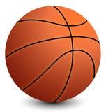 Basket på den vita bakgrunden med skugga Royaltyfria Bilder