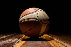 Basket på domstolen Royaltyfri Foto