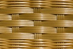 Basket pattern Royalty Free Stock Photos