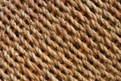 Basket pattern stock image