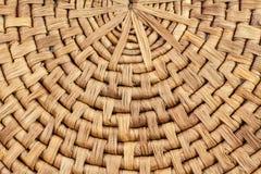 Basket pattern Royalty Free Stock Photo