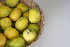 Basket of Peter Mangos in Nigeria stock photos
