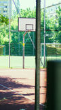Basket Playground Royalty Free Stock Photography
