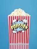 Basket of Popcorn Royalty Free Stock Image