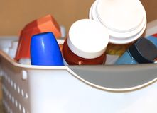 Prescription Medications Stock Photography