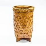 Basket  rattan Royalty Free Stock Image