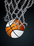 Basket Set 5 Royalty Free Stock Image
