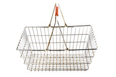 Basket in the shop Stock Photography