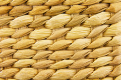 Basket Texture Stock Photography
