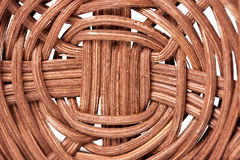 Basket texture Royalty Free Stock Photography