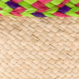 Basket texture Stock Photography