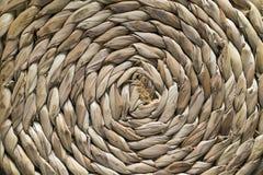 Basket texture. Backgrounds Patterns. Basket texture, natural straw Stock Image