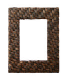 Basket Texture Frame Royalty Free Stock Photography