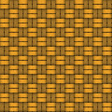 Basket tight weave texture Stock Image