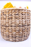 Basket with toys Stock Photography