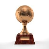 Basket trophy Stock Photos