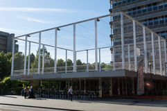 The Basket Utrecht Royalty Free Stock Image