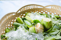 Basket of vegetable Royalty Free Stock Photos
