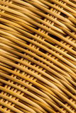 Basket weave, closeup. Of the pattern Stock Photography