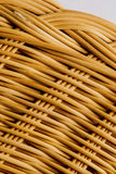 Basket weave, closeup. Of the pattern Royalty Free Stock Photo