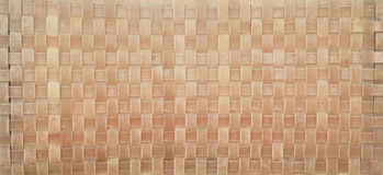 Basket, weave, interlace leather texture background Stock Photography