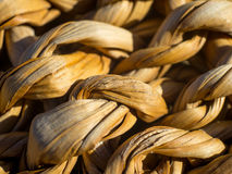 Basket weave Stock Images