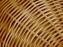 Basket Weave Macro. Macro photo of basket weave suitable for textured backgrounds and layers Royalty Free Stock Images