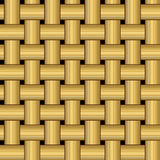 Basket weave pattern Royalty Free Stock Photography