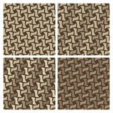 Basket Weave Patterns Stock Photos