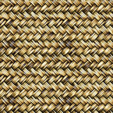 Basket Weave Seamless Pattern Royalty Free Stock Image
