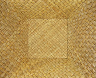 Basket Weave Texture Stock Image