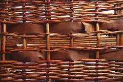 Basket Weave Royalty Free Stock Image