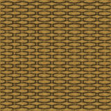 Basket Weave Texture. A hand drawn brown woven basket weave texture pattern Stock Image
