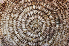 Basket weaving background Royalty Free Stock Photography