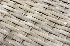 Basket weaving pattern. Symmetry gray background yexture Stock Photo
